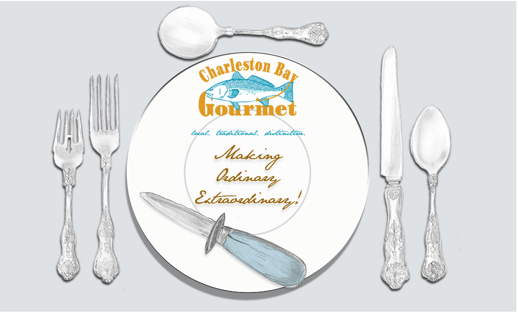charleston bay gourmet catering